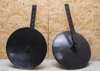 Підгортач дисковий до мотоблока D-410