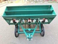 Сеялка зерновая на мотоблок, мототрактор СЗ 6-115УД дисковая на 6 рядов с бункером для удобрений (СЗЧ6РУД)