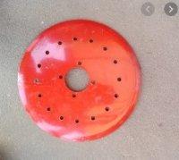 Внутрішня тарілка на граблі ворушилки Сонечко (0051)