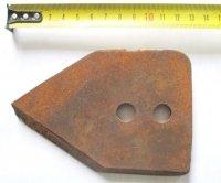 Нож центральный БУР 1W-30