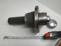 Ступиця на причеп посилена під жигулівські колеса на 4 болта - СТ10