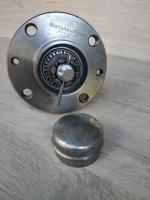 """Ступица """"Люкс"""" (ВолгаАвтоПром) ВАЗ 2101 усиленная шплинтованная для прицепа под жигулевское колесо"""