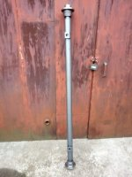 Балка АТВ-162/57 (01Р) для причепа під жигулівське колесо - БП16/162Т57-01Р