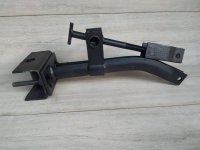 Зчіпка універсальна для мотоблоків і мототракторів з повітряним охолодженням (СУ20)