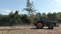 Корчеватель пней на трактор Джон Дир (John Deere) (КПДД2)