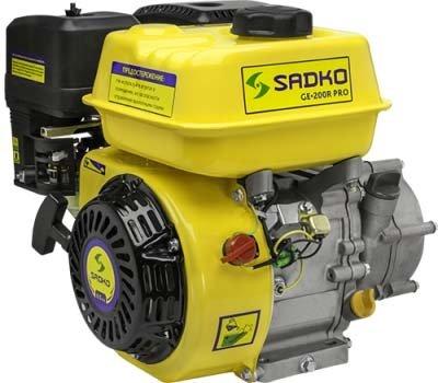 Бензиновый двигатель Sadko GE-200 R PRO