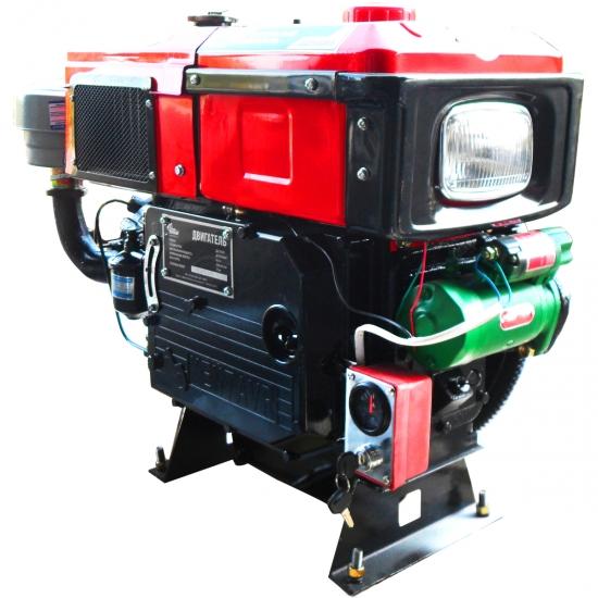 Двигатель дизельный CHANGFA ДД-1100ВЭ