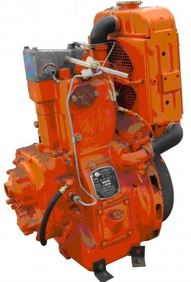 Двигатель дизельный DLH-1100