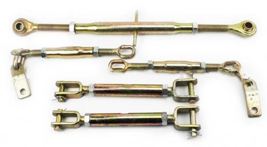Гидронавесной механизм DF240-244
