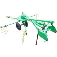 Грабли для трактора роторные ГВР-2