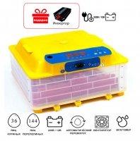 Инкубатор для яиц бытовой автоматический MS 36