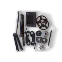 Комплект для установки активної фрези Expert мотоблочний (70010)
