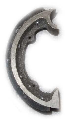 Колодка тормозная DF240-244
