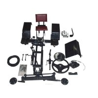 Комплект для переробки мотоблока в мінітрактор Premium (70001)