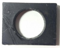Кінцева шайба флянцю на дискову борону Bomet