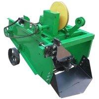 Транспортерная картофелекопалка для мототрактора однорядная КМТ-1-44