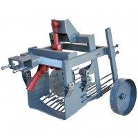 Вибрационная картофелекопалка под ВОМ для мотоблока однорядная Мотор Сич КВГ-1 (АМG) (74020)