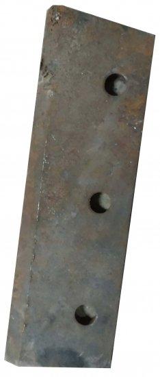 Ніж бурового шнека БУР 1W- 30
