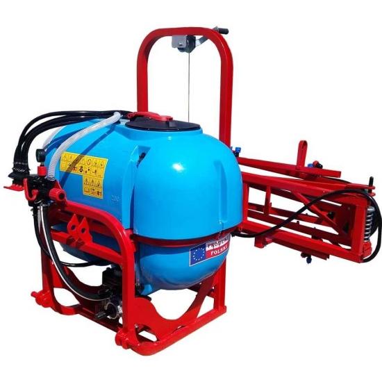 Опрыскиватель для трактора навесной Wirax 200 литров (штанга 8 метров)