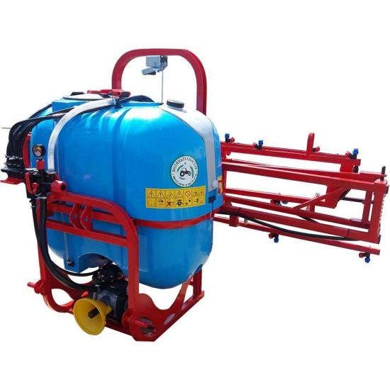 Опрыскиватель для трактора навесной Wirax 400 литров (штанга 10 метров)
