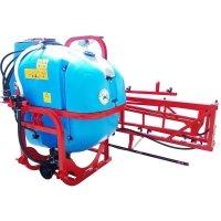 Опрыскиватель для трактора навесной Wirax 600 литров (штанга 12 метров)