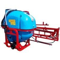 Опрыскиватель для трактора навесной Wirax 800 литров (штанга 14 метров)