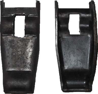 Рычаг отжимной сцепления Синтай 120-220