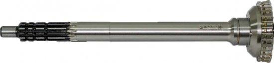 Вал первичный редуктора ВОМ (нов. L-60, со втулкой) DF240 (DF250.41A.101)