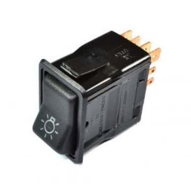 Выключатель указателя поворота левого DF240-244