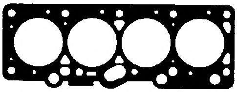 Прокладка головки блока цилиндров КМ385ВТ