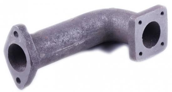 Колено глушителя DL190-12