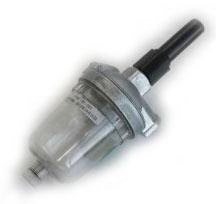 Кран паливний з відстійником КМ385ВТ