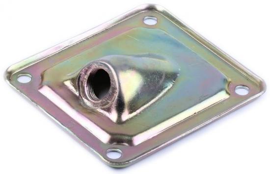 Крышка правая блока цилиндра DL190-12