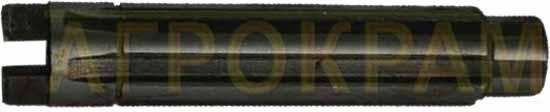 Вал приводу масляного насосу шліцевий (під плоский вал) Сінтай 120-180
