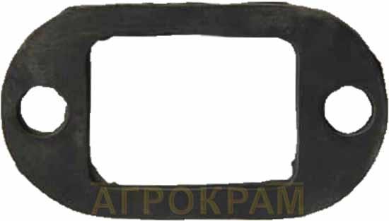 Прокладка фланца верхнего патрубка радиатора Синтай 120-180