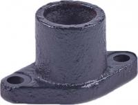 Фланец нижнего патрубка радиатора ХТ 120 / ХТ 160 / ХТ 180