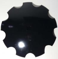 Зубчатая тарелка на борону Bomet (ромашка) 46см