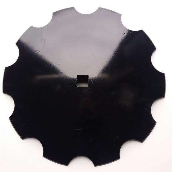Зубчатая тарелка на борону Bomet (ромашка) 51см